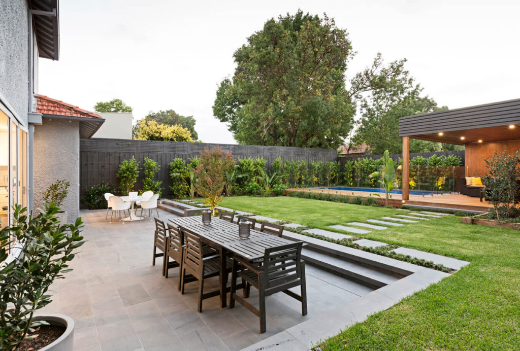 landscape designs in Melbourne
